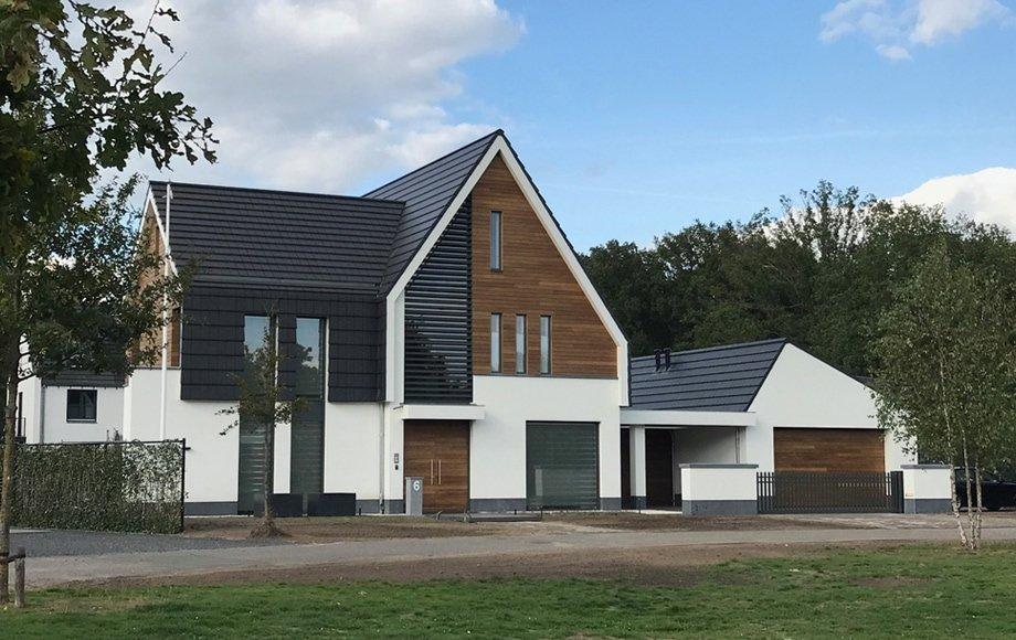moderne villa Vught