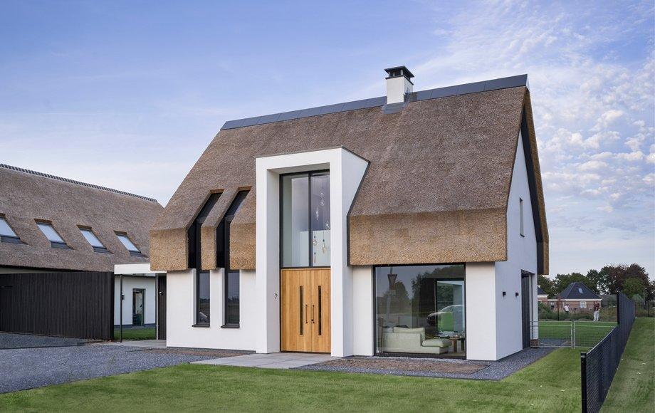 moderne woning in Berkele-Enschot