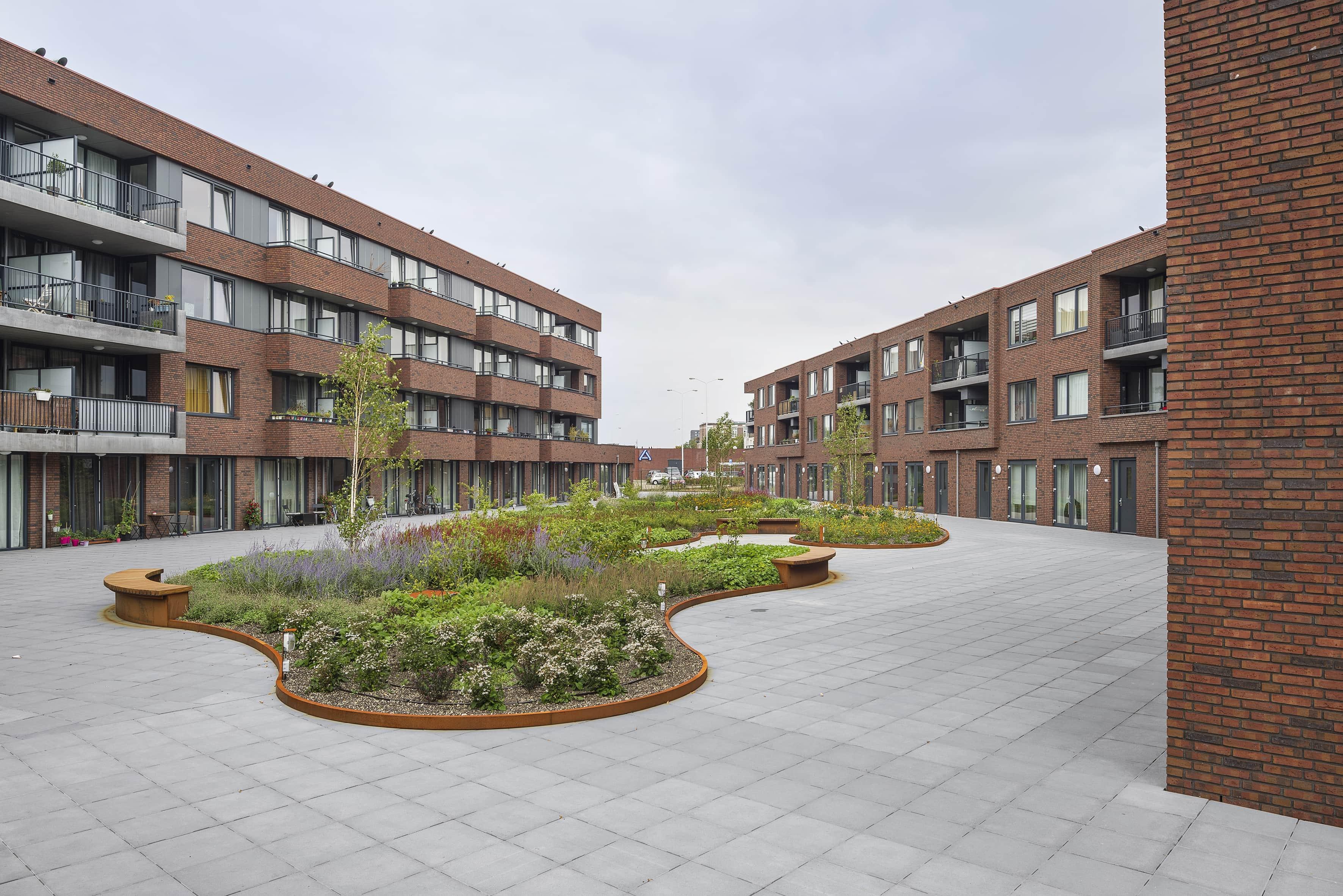 Appartementencomplex De Genestetlaan Nijmegen