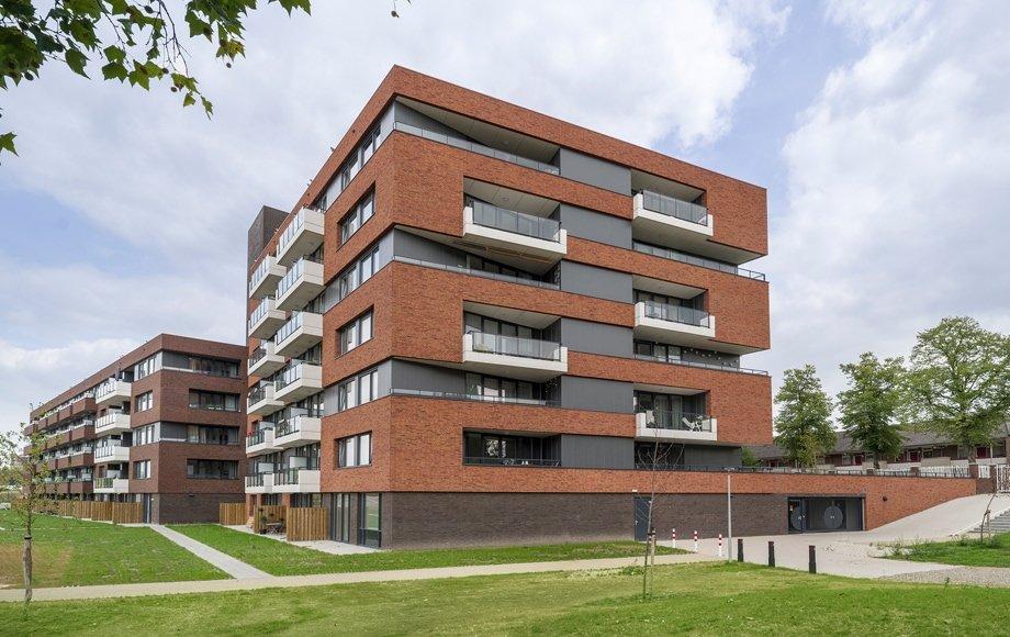 Appartementen Nijmegen Genestetlaan